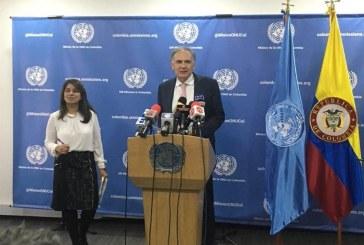 ONU informa que se ha cumplido un 85% el registro de armas de las Farc