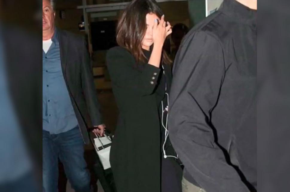 Sorpresa para los fans: Selena Gómez está en Argentina con su novio