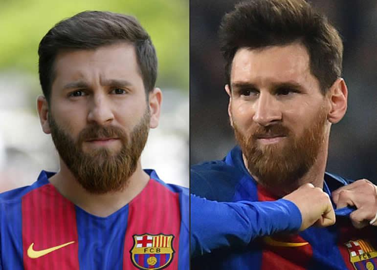 Detuvieron al Messi iraní por el caos que provocó en la calle