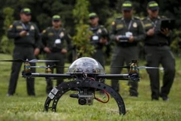 $1.190 millones pagó Policía de Tránsito en drones, que están sin servicio