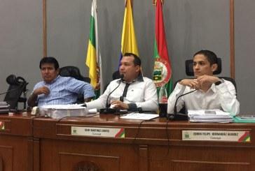 Concejo aprobó viaje al exterior del Alcalde de Neiva