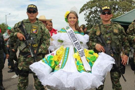 Ejército y Policía lanzan campaña 'Por un San Pedro Seguro y en Paz'