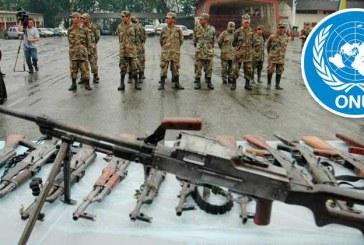 ONU se declara 'muy optimista' frente a última etapa de desarme de las Farc