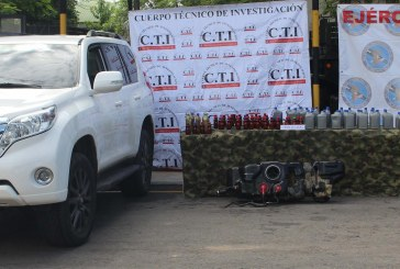 Transportaban 60 kilos de base de coca en el tanque del combustible