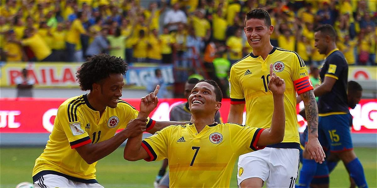 Colombia perdió puestos en escalafón FIFA