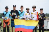 Colombia obtiene 10 medallas en categoría challenge en el mundial de BMX