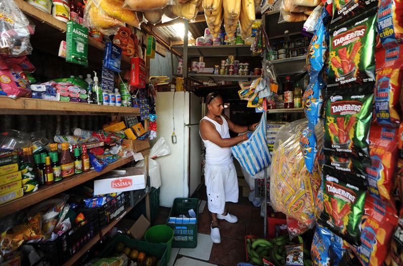 Comercio de Mocoa se abre paso