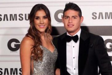 Daniela Ospina oficializa separación con James Rodríguez