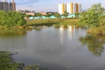 Neivanos a limpiar la laguna El Curíbano