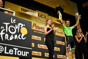 Rigoberto Urán, segundo en la general del Tour de Francia