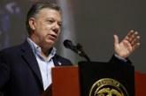 Santos pidió renuncia de su gabinete de Ministros