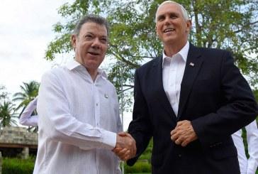 'Colombia hoy en día representa el futuro de América Latina': Vicepresidente de Estados Unidos