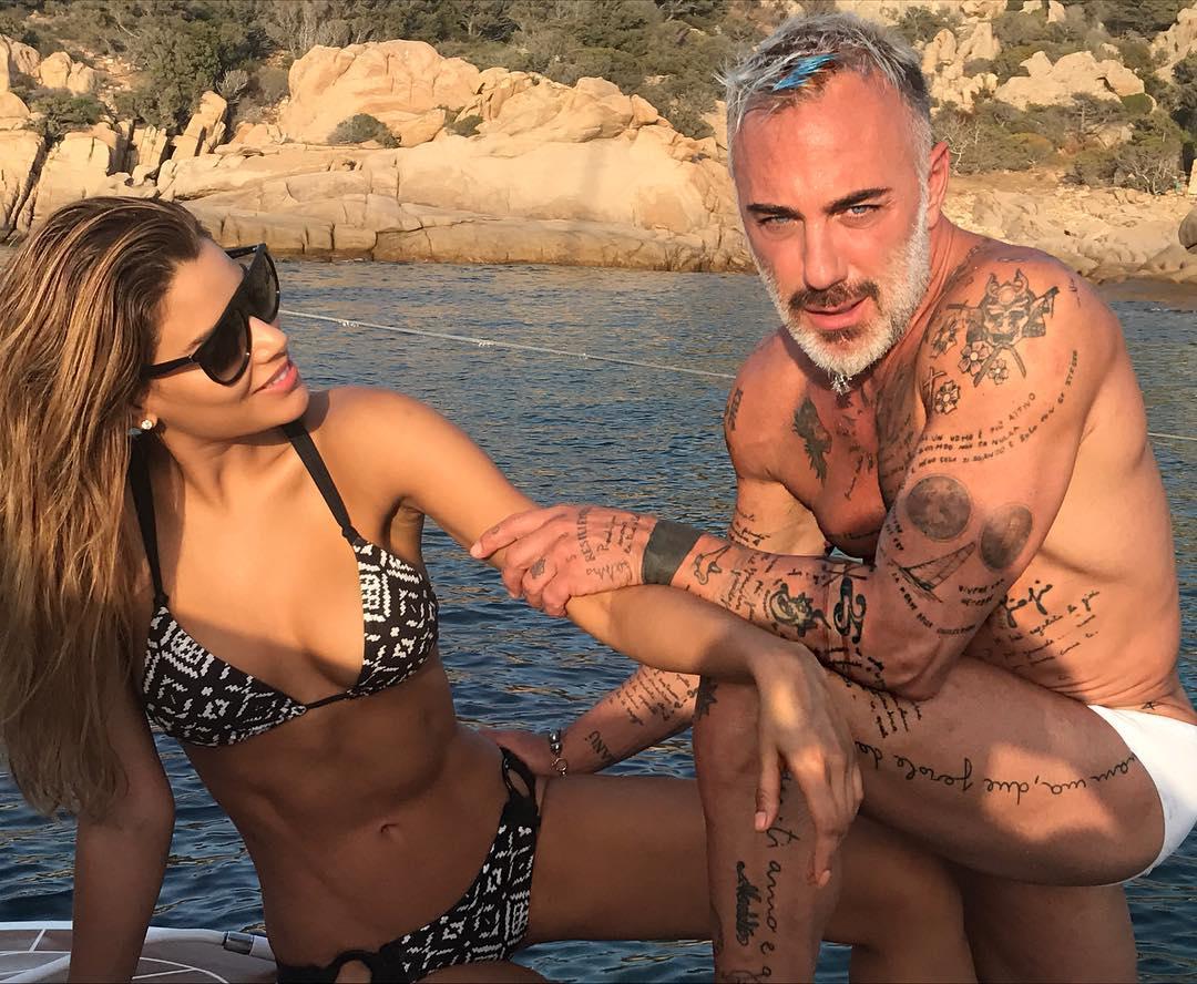 El italiano Gianluca Vacchi, novio de Ariadna Gutiérrez, estaría en la quiebra