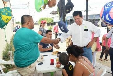 La 'Razón es mi Comuna' llegó al barrio IV Centenario de Neiva