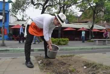 Plan de contingencia para recuperar zonas verdes de Neiva