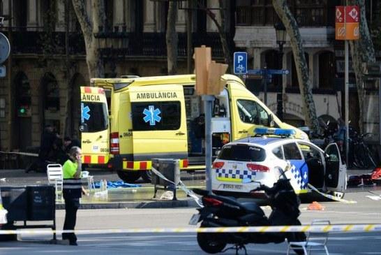 Se confirman 13 muertos en 'ataque terrorista' de Barcelona, España