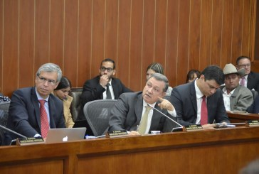 Senador Macías culpa al Gobierno del problema de la Aftosa