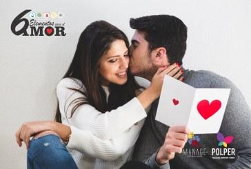 6 Elementos para el éxito en el amor de pareja