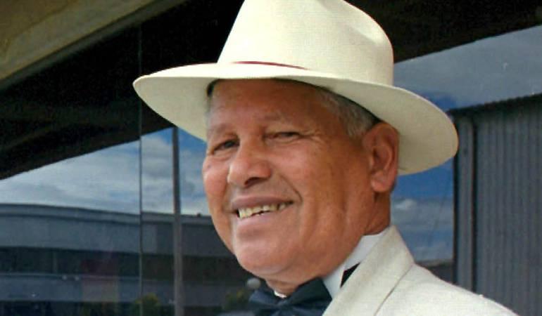 El músico colombiano 'Buitraguito' murió a sus 88 años de edad