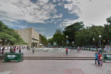 Alcaldía de Neiva recuperará fuente del Parque Santander
