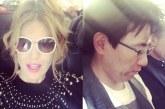 Críticas a Alejandra Azcárate por burlarse de un japonés en un video