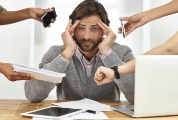 Diez síntomas de estrés por los que debes consultar a tu médico