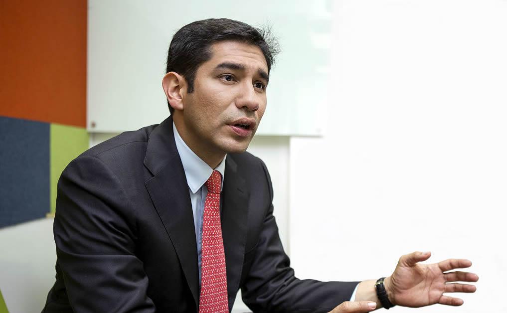 Exfiscal Anticorrupción Luis Gustavo Moreno, colaborará con la Fiscalía