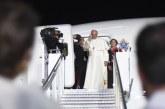 Papa Francisco presenta video de agradecimiento a Colombia