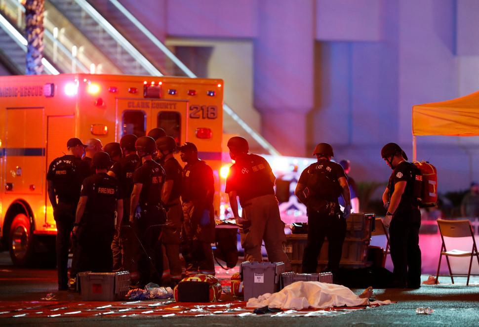 Gigantes de internet fallaron en contener rumores sobre matanza en Las Vegas