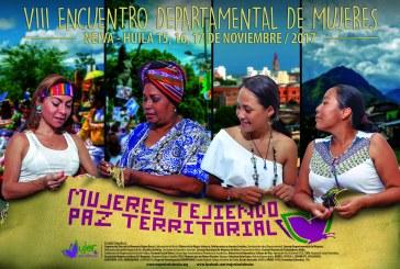 Mujeres del Huila Tejiendo Paz Territorial