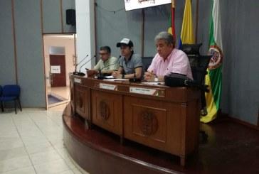 Avances de obras del SETP, fueron socializadas en el Concejo de Neiva