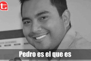 Pedro es el que es