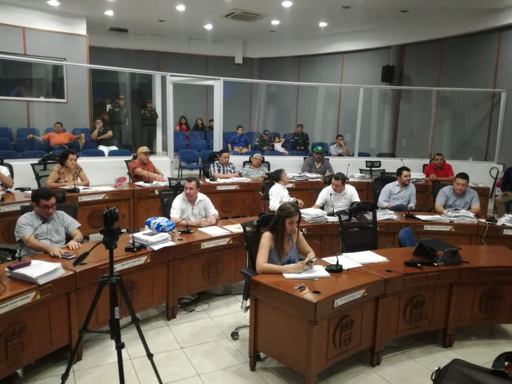 Presupuesto del 2020 se abre paso en el Concejo de Neiva