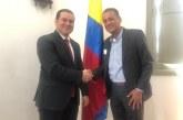 Productiva gira del nuevo alcalde de Neiva con Gobierno Central